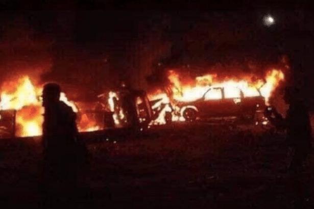 ABD'den Irak'ta hava saldırıları: Haşdi Şabi hedef alındı
