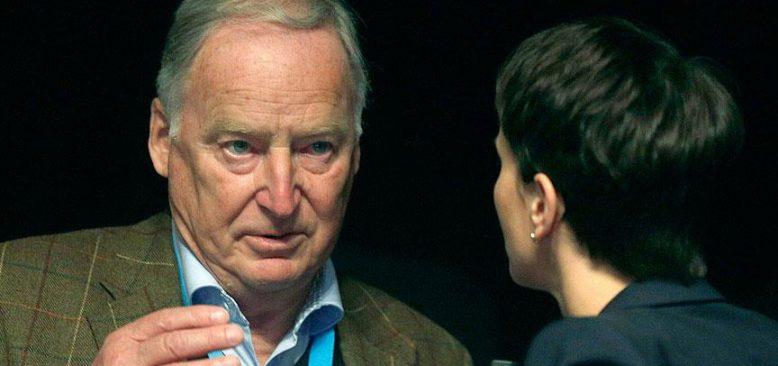 Almanya'da aşırı sağcı milletvekili Gauland'ın dokunulmazlığı kaldırıldı