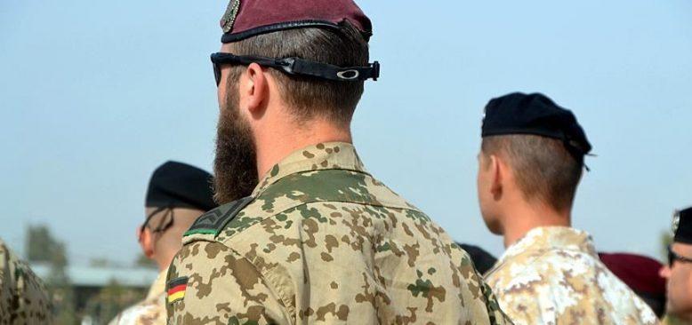 Almanya, askerlerinin bir kısmını Irak dışına çıkarıyor