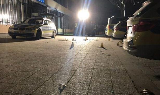 Almanya'da bir Türk vatandaşı polis tarafından öldürüldü