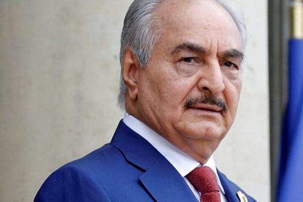 Arap basını: Hafter anlaşmayı 'Türkiye' yüzünden imzalamadı