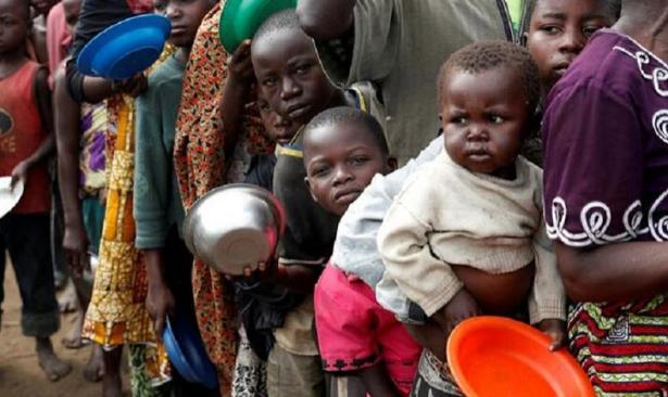 BM: Güney Afrika'da 45 milyon insan açlıkla karşı karşıya