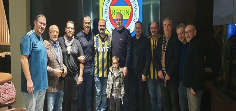 Berlin Fenerbahçeliler Derneği'nden Hotel Maritim'de muhteşem Balo