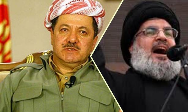 Erbil'den Hizbullah lideri Nasrallah'a sert yanıt