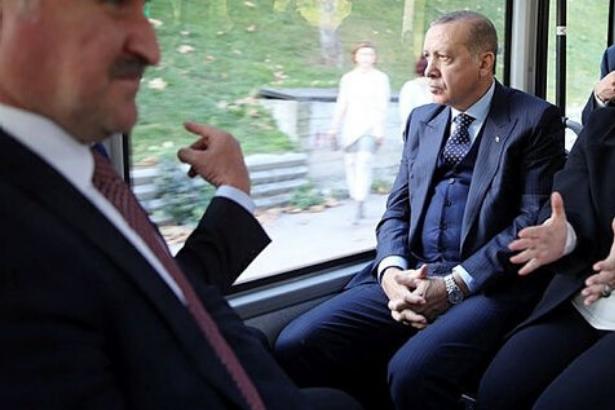 Erdoğan, ABD Dışişleri Bakanı Pompeo ile Berlin'deki Libya Konferansından ayrıldı
