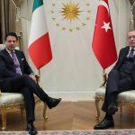 Erdoğan ve Conte Libya'da Kalıcı Barış İçin Umutlu