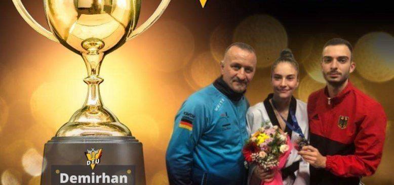 Baba ile Kızı Yılın Sporcuları Seçildiler