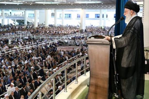Hamaney: Yakın gelecekte düşmanlarımız İran'ı tehdit edemeyecek