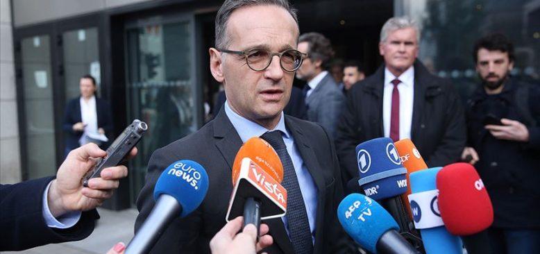 Dışişleri Bakanı Maas: Virüs kapanların dönüşü devlet tarafından sağlanmayacak