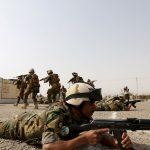 Irak'ta ABD Askerlerinin Olduğu Üsse Roket Saldırısı