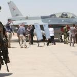 Irak'ta ABD askerlerinin bulunduğu Balad üssüne havan topu saldırısı düzenlendi