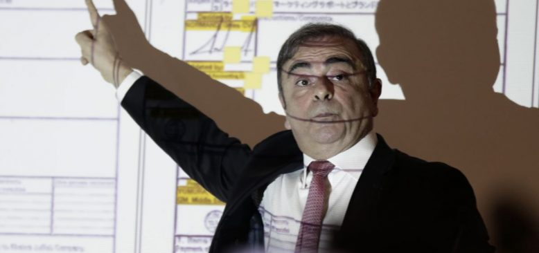 Japonya'dan Kaçan Carlos Ghosn: 'Onurumu Temizleyeceğim'
