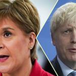 Johnson'dan İskoçya'nın ikinci bağımsızlık referandumu talebine ret