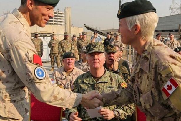 Kanada Irak'taki askerlerini Kuveyt'e sevk ediyor