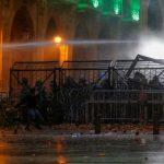 Lübnan'da Protestolar Durmuyor