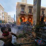 Lübnan'da Gösteriler Çatışmaya Dönüştü