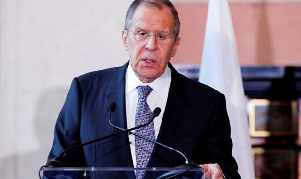 Lavrov: Suriye'deki militanlar suyu bulandırmak için Libya'ya gidiyor