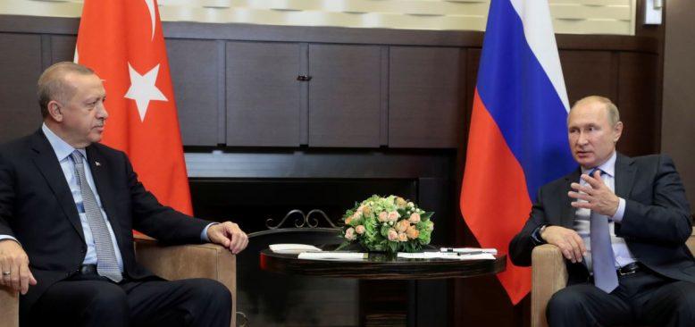 Libya ve İdlib Erdoğan-Putin Görüşmesinin Ana Gündem Maddeleri