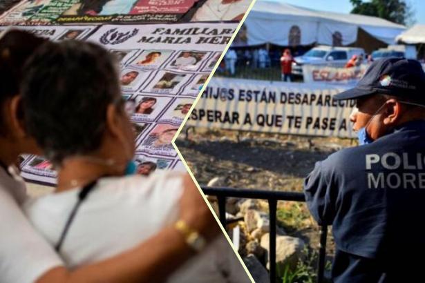 Meksika'da uyuşturucu savaşı: 60 binden fazla kişi kayıp
