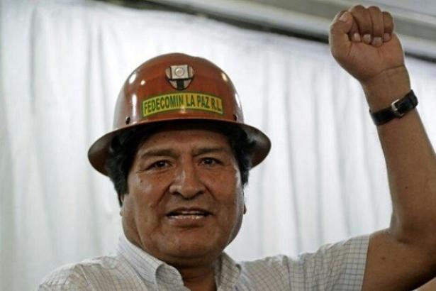 Morales: Silahlı kuvvetler insanları öldürüyorsa, halkın buna karşı örgütlenme hakkı vardır