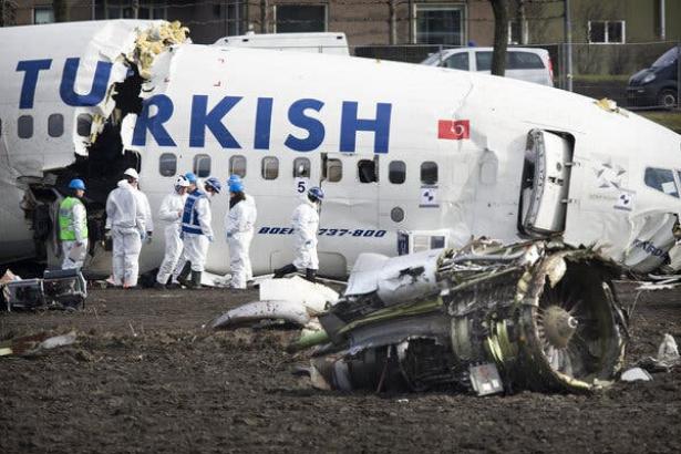 NYT: 2009'daki THY kazasında Boeing'in hatasının üstü kapatıldı