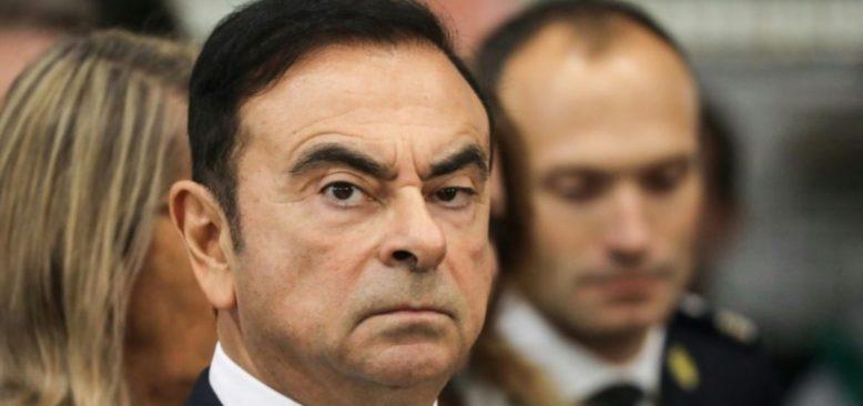 Nissan Eski CEO'sunun Kaçışıyla İlgili İstanbul'da 7 Kişi Gözaltına Alındı