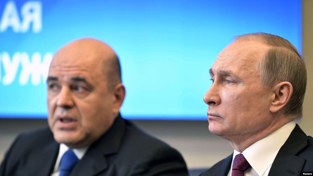 Rusya'da Yeni Başbakan Mihail Mişustin