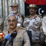 Rusya'da Libya zirvesi: Hafter ve Serrac Rusya'da bir araya gelecek