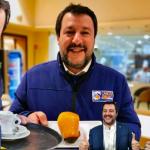 Salvini göçmen ailenin kapısını çalıp 'uyuşturucu satıyor musunuz' diye sordu