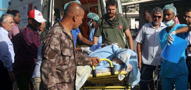 Somali'deki Saldırıda Yaralananlardan 9 Kişi Türkiye'ye Gönderildi