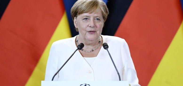 Merkel'e olan güven arttı