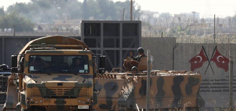 Suriye'de Dört Türk Askeri Bombalı Araç Saldırısında Öldürüldü