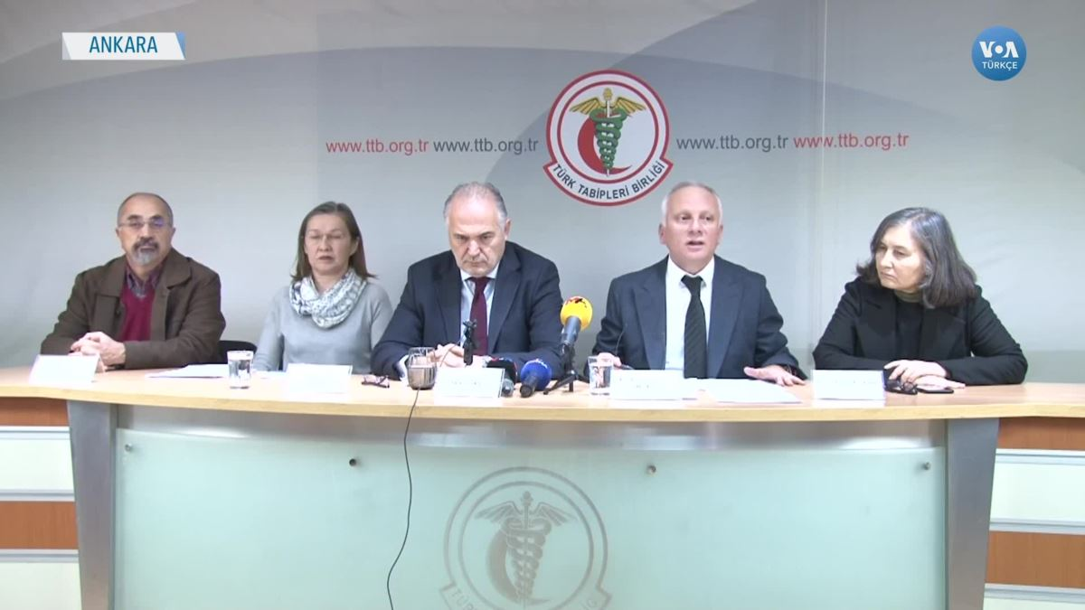 TTB'nin Sağlık Değerlendirme Raporuna göre sorunlar büyüyor