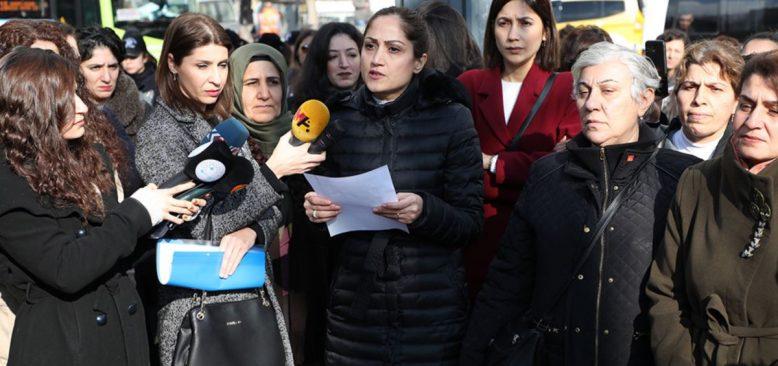 Tecavüzcüye Ceza İndirimi Tasarısı'na Tepki
