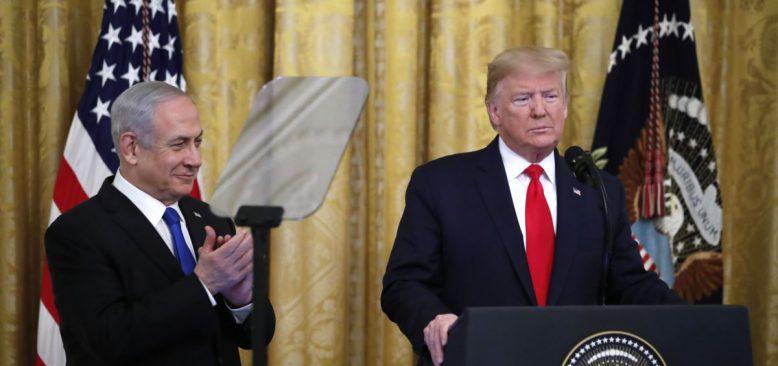 Trump'ın Açıkladığı Ortadoğu Barış Planı Ne Öngörüyor?