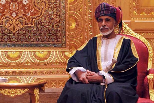 Umman Sultanı Kabus bin Said öldü