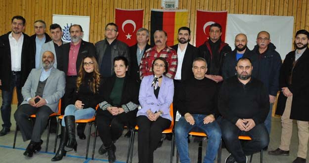 Berlin Türk Cemaati Başkanı ve yönetimi mahkemece tescillendi