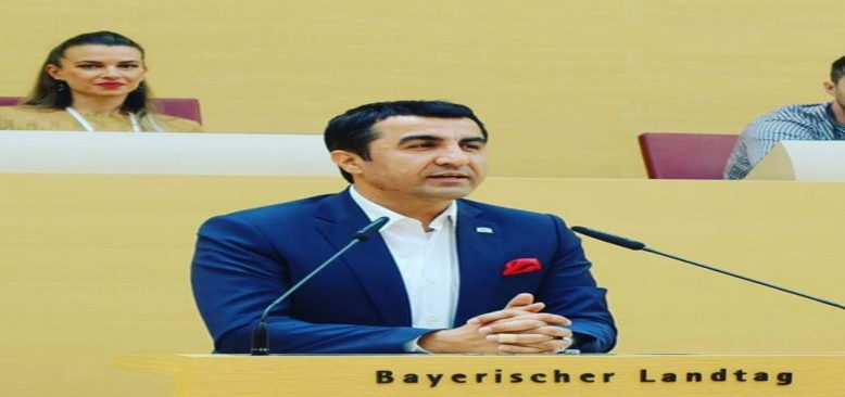Milletvekili Arif Taşdelen'den Uygur Türkleri hakkında önerge