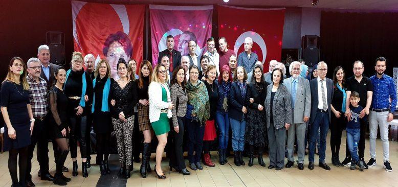İyi Toplum gönüllüleri birinci yıllarını kutladı