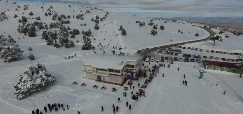 Batı Akdeniz kar sezonuna hazır