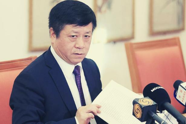 Çin'in Rusya Büyükelçisi'nden KOVİD-19 aşısı iddiası