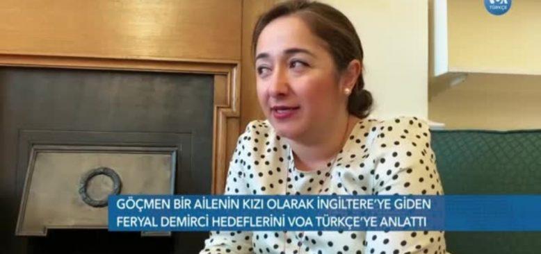 İngiltere Parlamentosu'na Giren İlk Türkiye Doğumlu Göçmen
