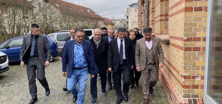 Büyükelçi Ali Kemal Aydın: Acımız büyük, üzüntümüz derin, hepimiz kederliyiz