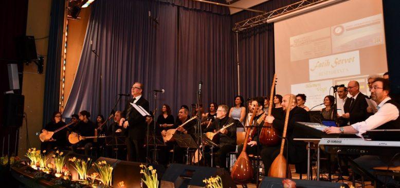 Türkü Pınarı Konseri yürekleri dağladı