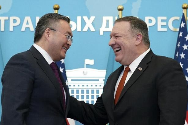 ABD Kazakistan işbirliği
