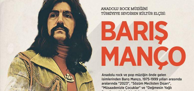 Anadolu rock müziğini Türkiye'ye sevdiren kültür elçisi: Barış Manço