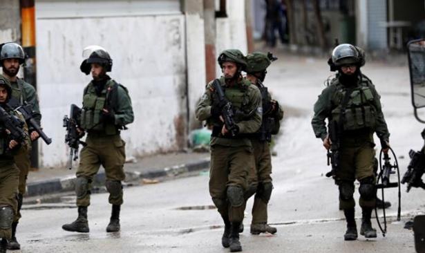 Batı Şeria'da ABD karşıtı protestoya İsrailli güçler müdahale etti: 48 yaralı