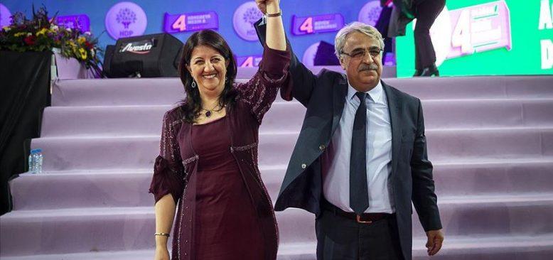 HDP Eş Genel Başkanlığına Buldan ve Sancar seçildi