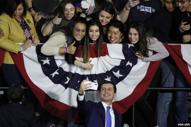 Iowa'daki ön seçimin sonucu belli oldu: Pete Buttigieg ilk sırada