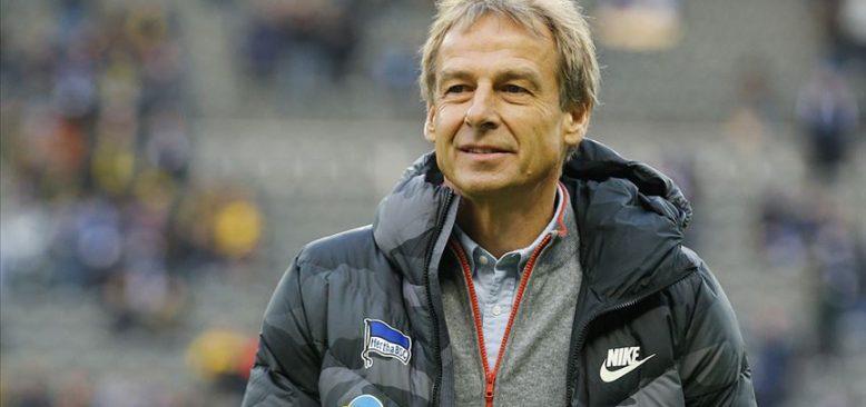 Teknik Direktör Jürgen Klinsmann görevinden istifa etti